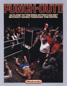 Punch-Out ad
