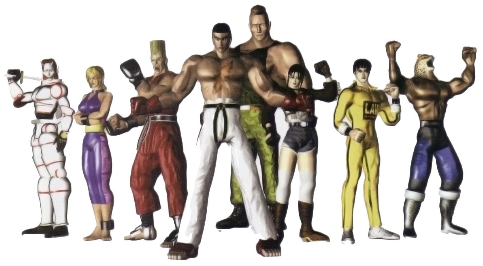 Tekken Arcade 8